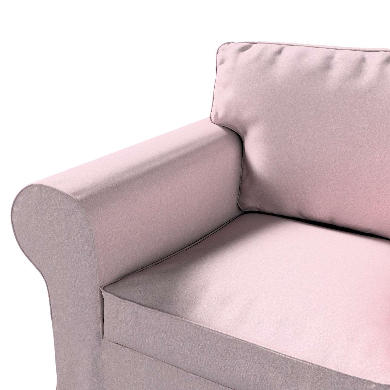 Pokrowiec na fotel Ektorp w kolekcji Amsterdam, tkanina: 704-51