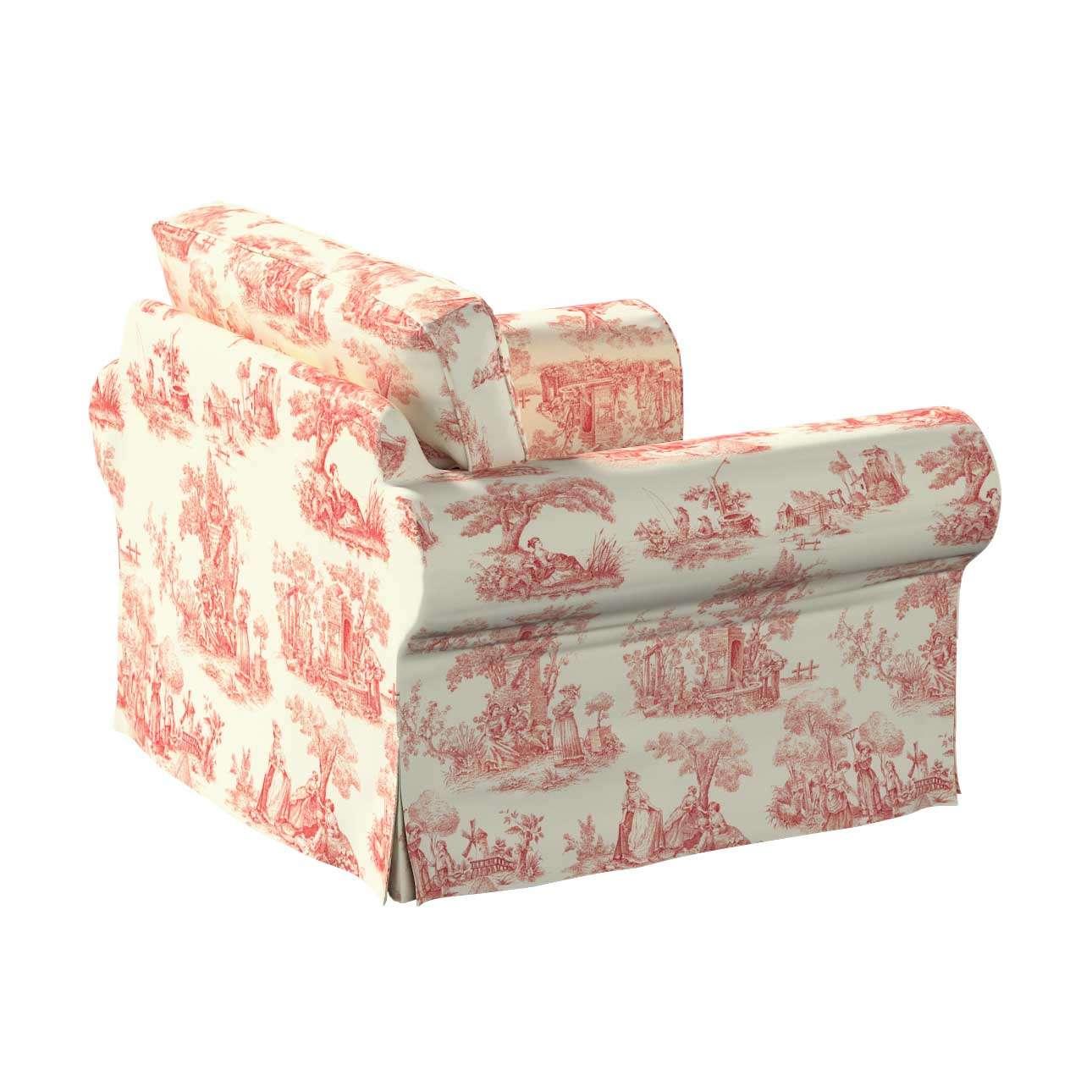 IKEA hoes voor Ektorp fauteuil van de collectie Avinon, Stof: 132-15