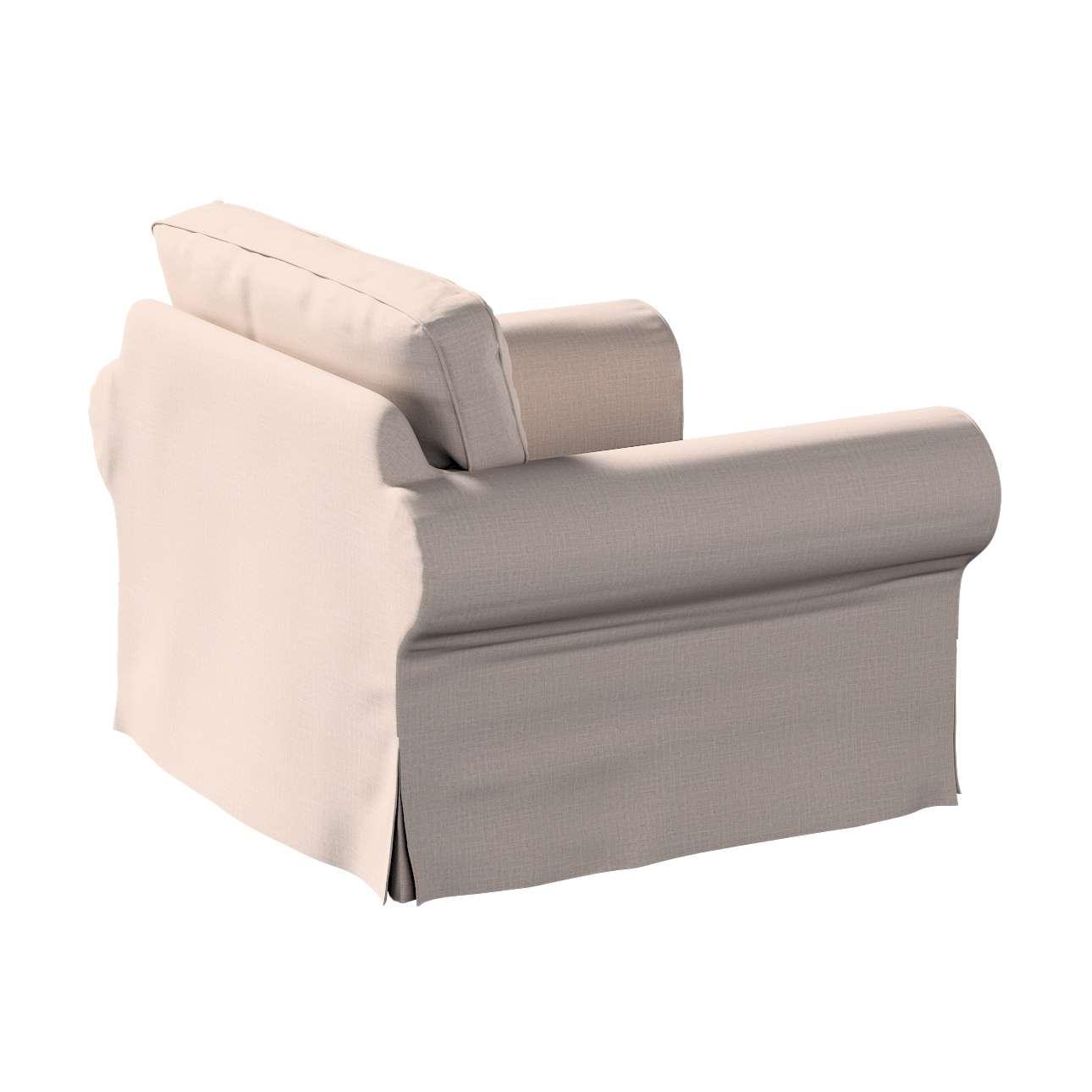 Pokrowiec na fotel Ektorp w kolekcji Living II, tkanina: 160-85