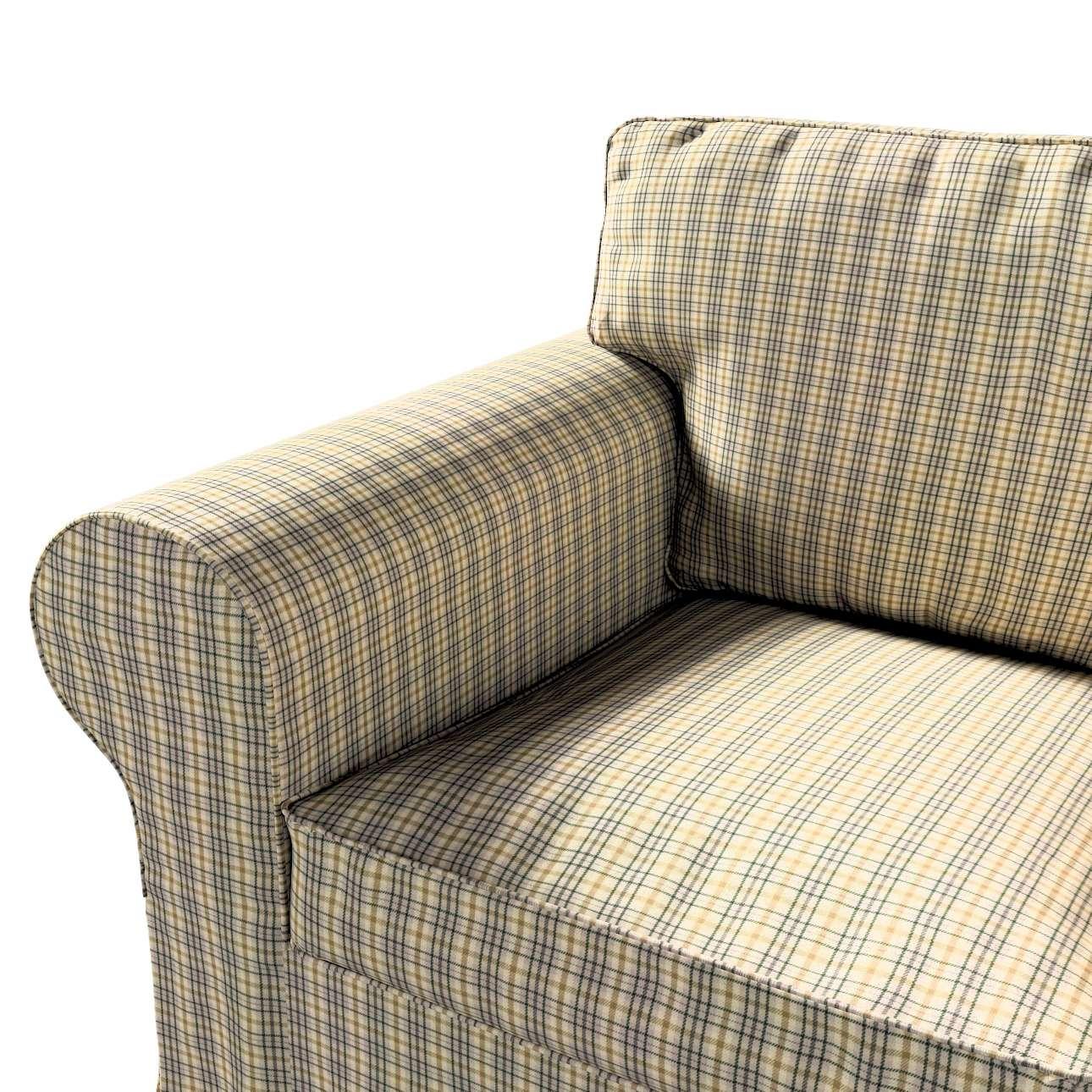 Pokrowiec na fotel Ektorp w kolekcji Londres, tkanina: 143-39