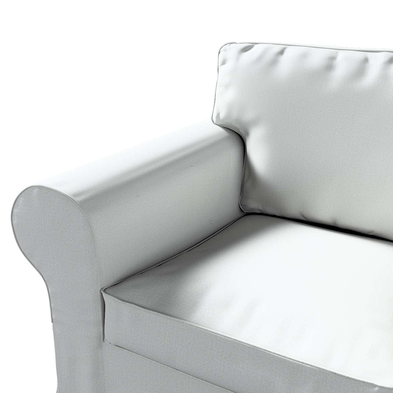 Pokrowiec na fotel Ektorp w kolekcji Living II, tkanina: 161-18