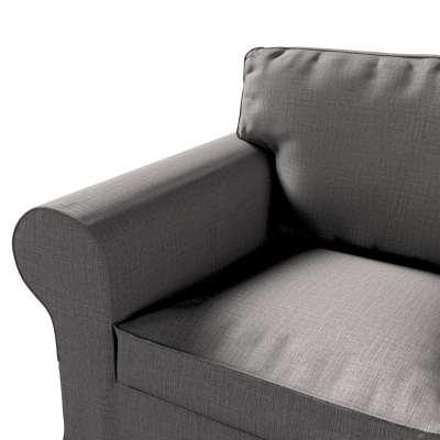 Pokrowiec na fotel Ektorp w kolekcji Living, tkanina: 161-16