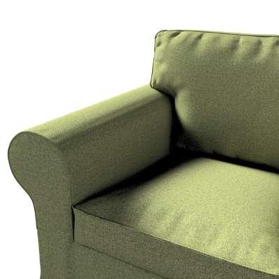 Pokrowiec na fotel Ektorp w kolekcji Madrid, tkanina: 161-22