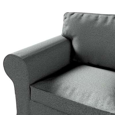 Pokrowiec na fotel Ektorp w kolekcji Madrid, tkanina: 161-24