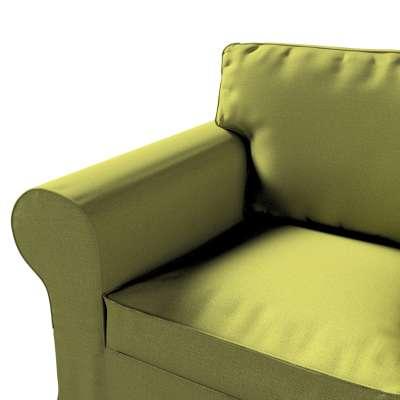 Pokrowiec na fotel Ektorp w kolekcji Living II, tkanina: 161-13