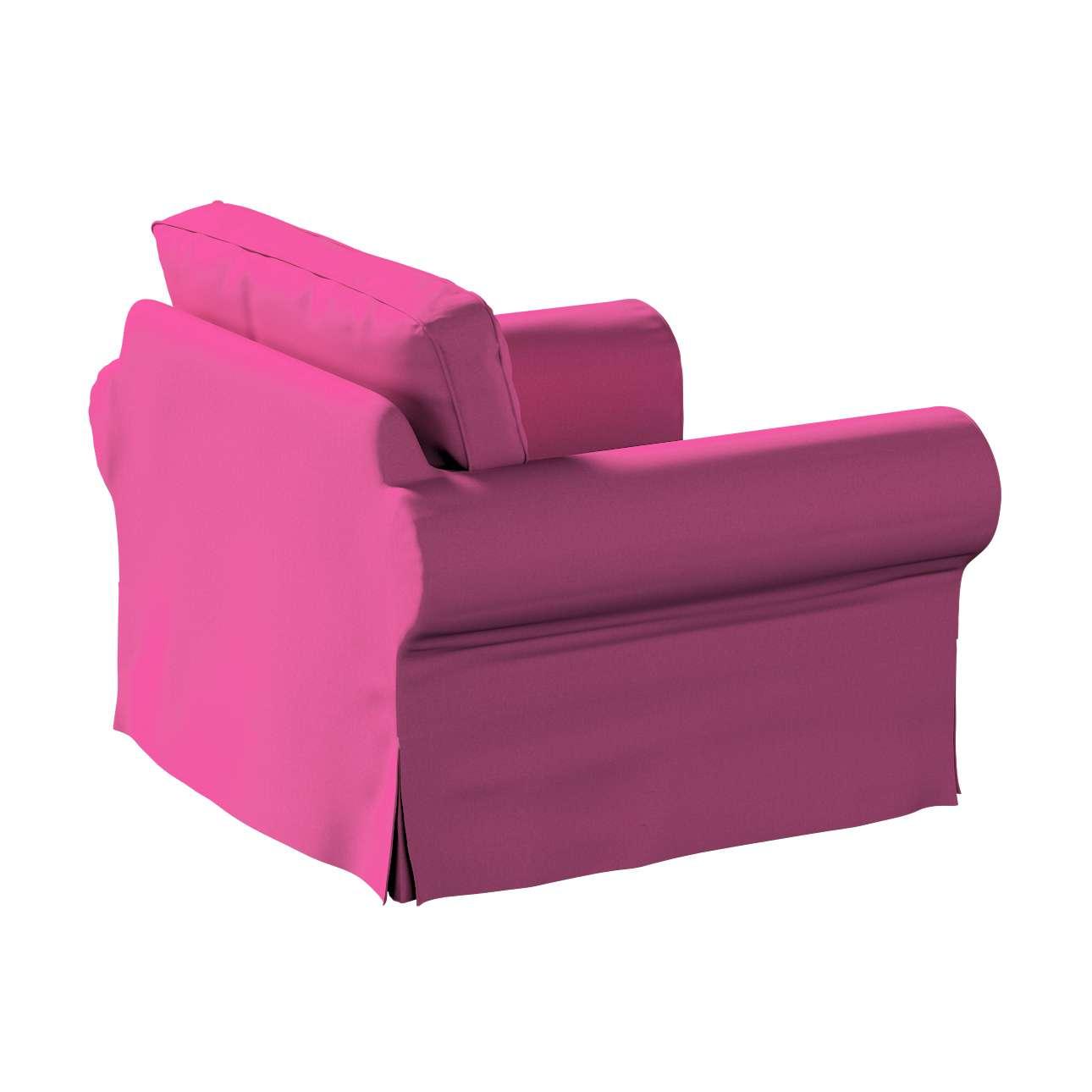 Pokrowiec na fotel Ektorp w kolekcji Living II, tkanina: 161-29