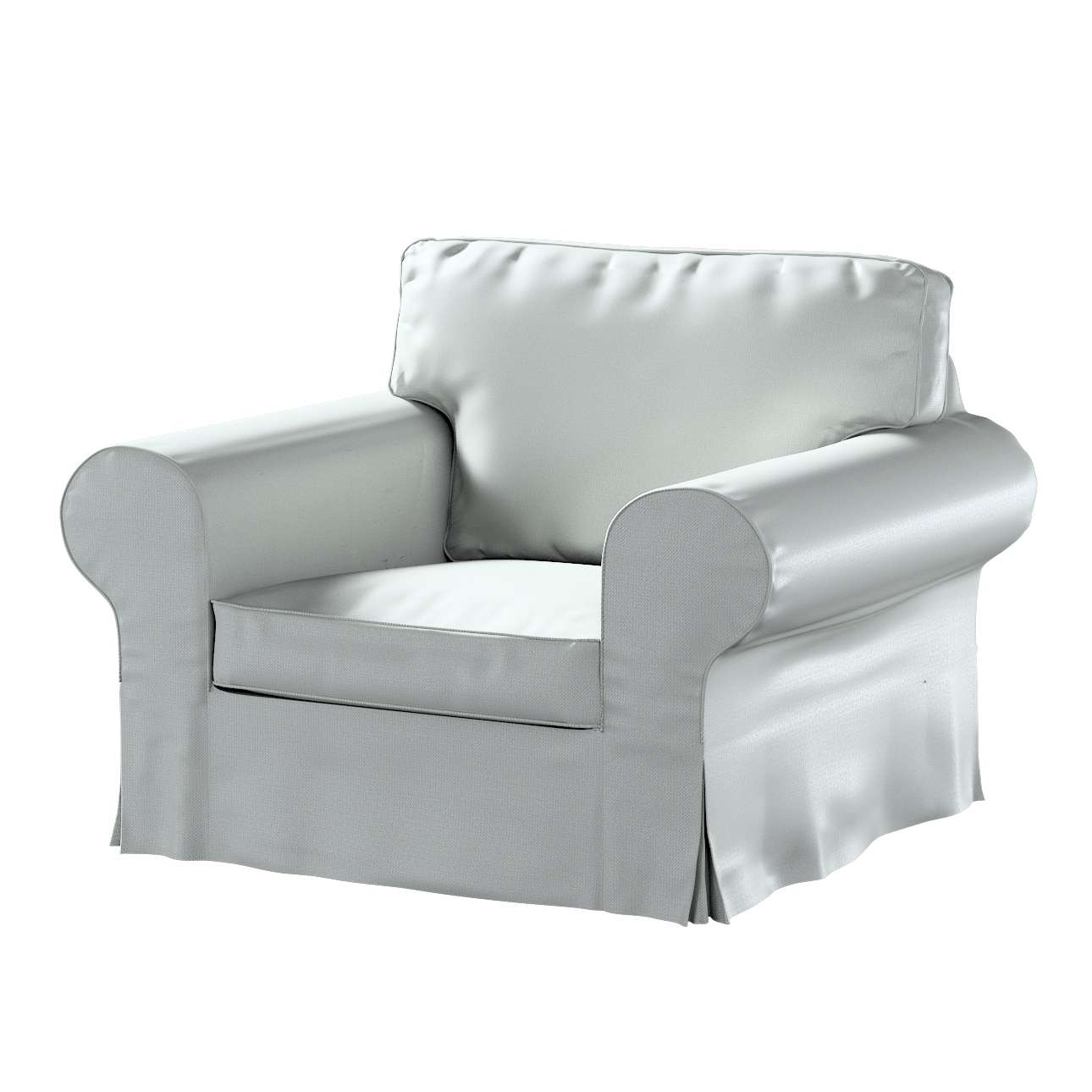 IKEA hoes voor Ektorp fauteuil van de collectie Bergen, Stof: 161-72