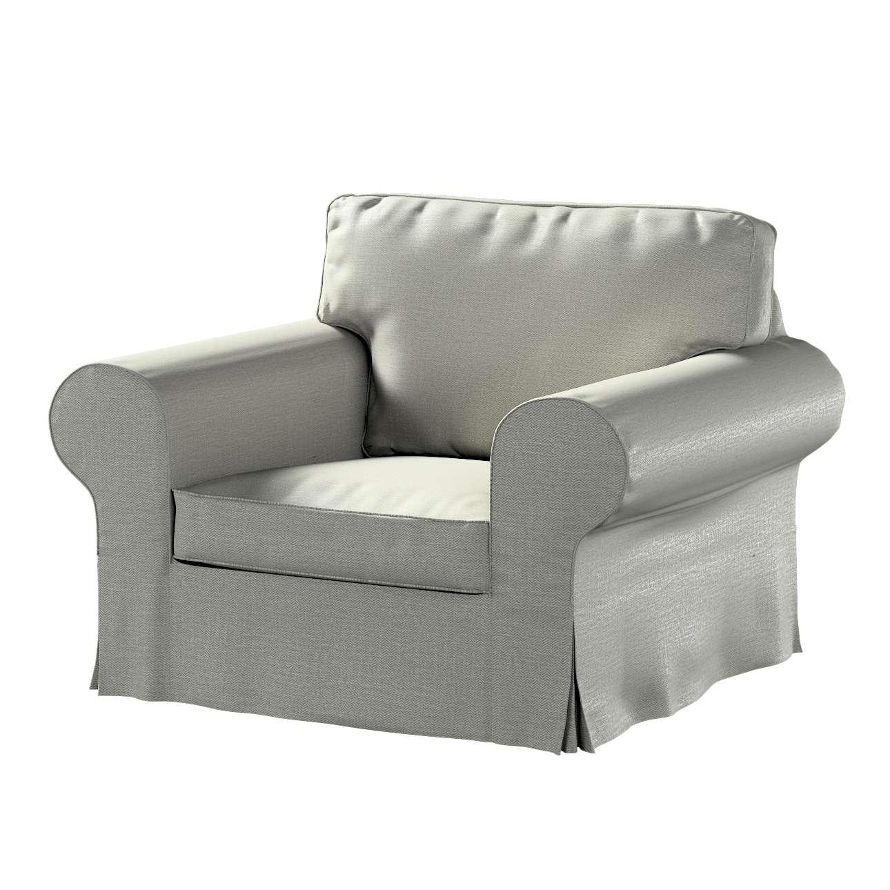 IKEA hoes voor Ektorp fauteuil van de collectie Bergen, Stof: 161-83