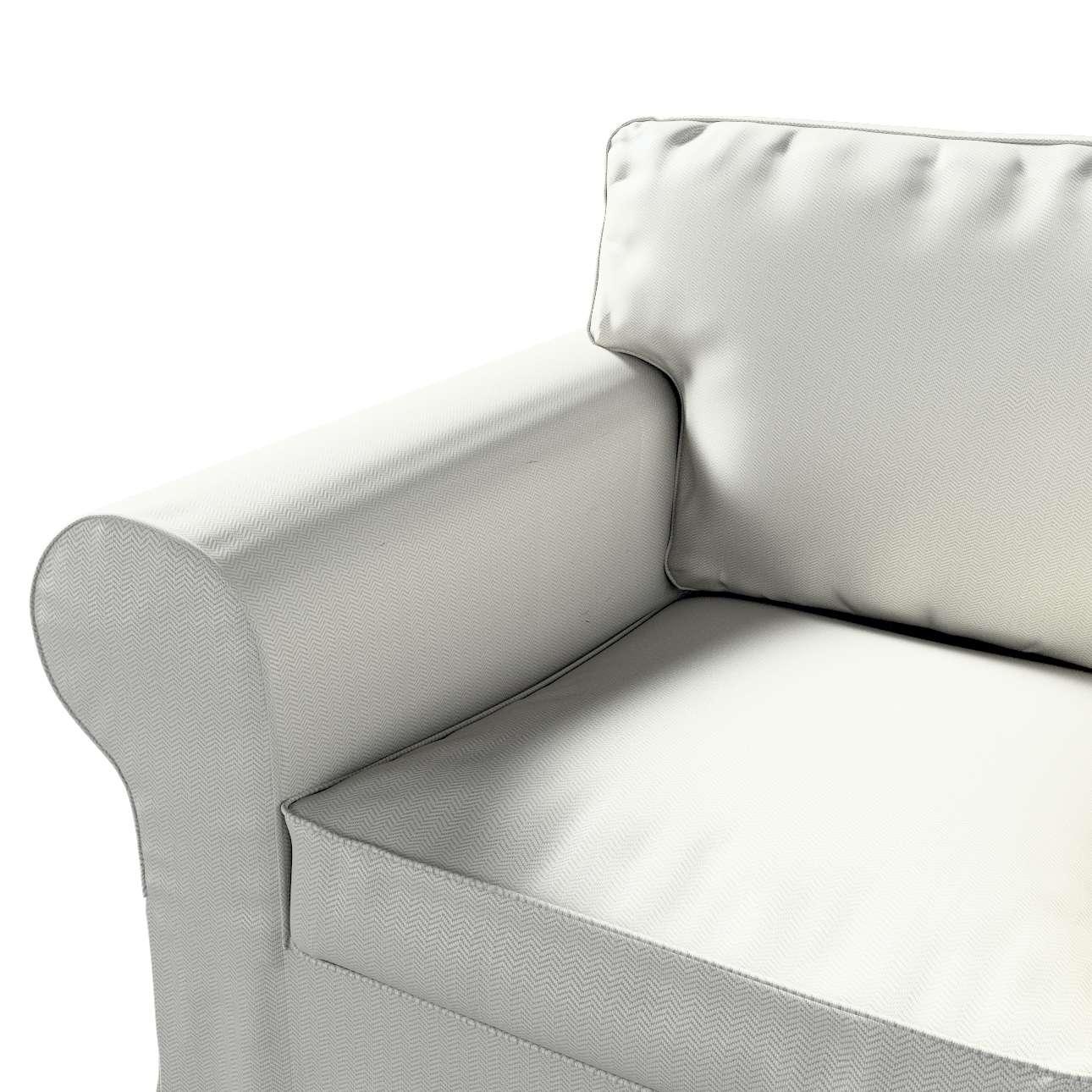 Pokrowiec na fotel Ektorp w kolekcji Bergen, tkanina: 161-84