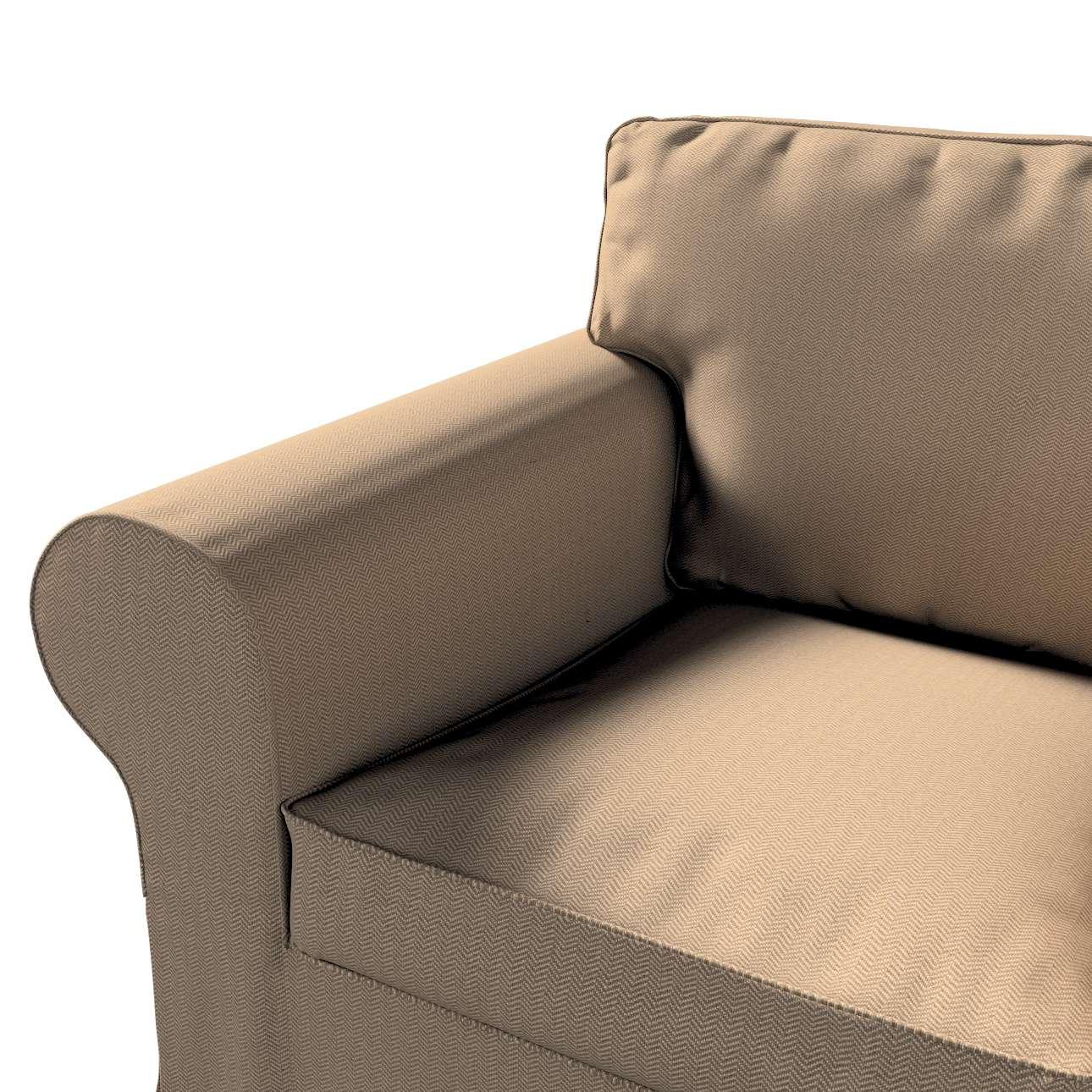 Pokrowiec na fotel Ektorp w kolekcji Bergen, tkanina: 161-85