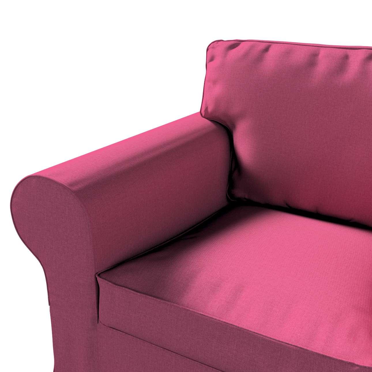 Pokrowiec na fotel Ektorp w kolekcji Living, tkanina: 160-44