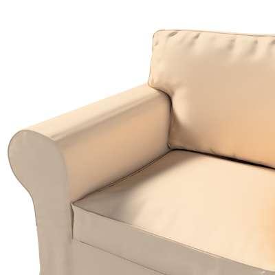 Pokrowiec na fotel Ektorp w kolekcji Living, tkanina: 160-61