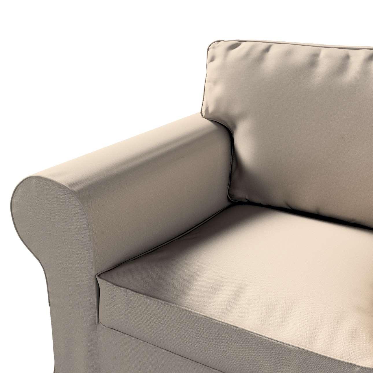 Pokrowiec na fotel Ektorp w kolekcji Living, tkanina: 161-53