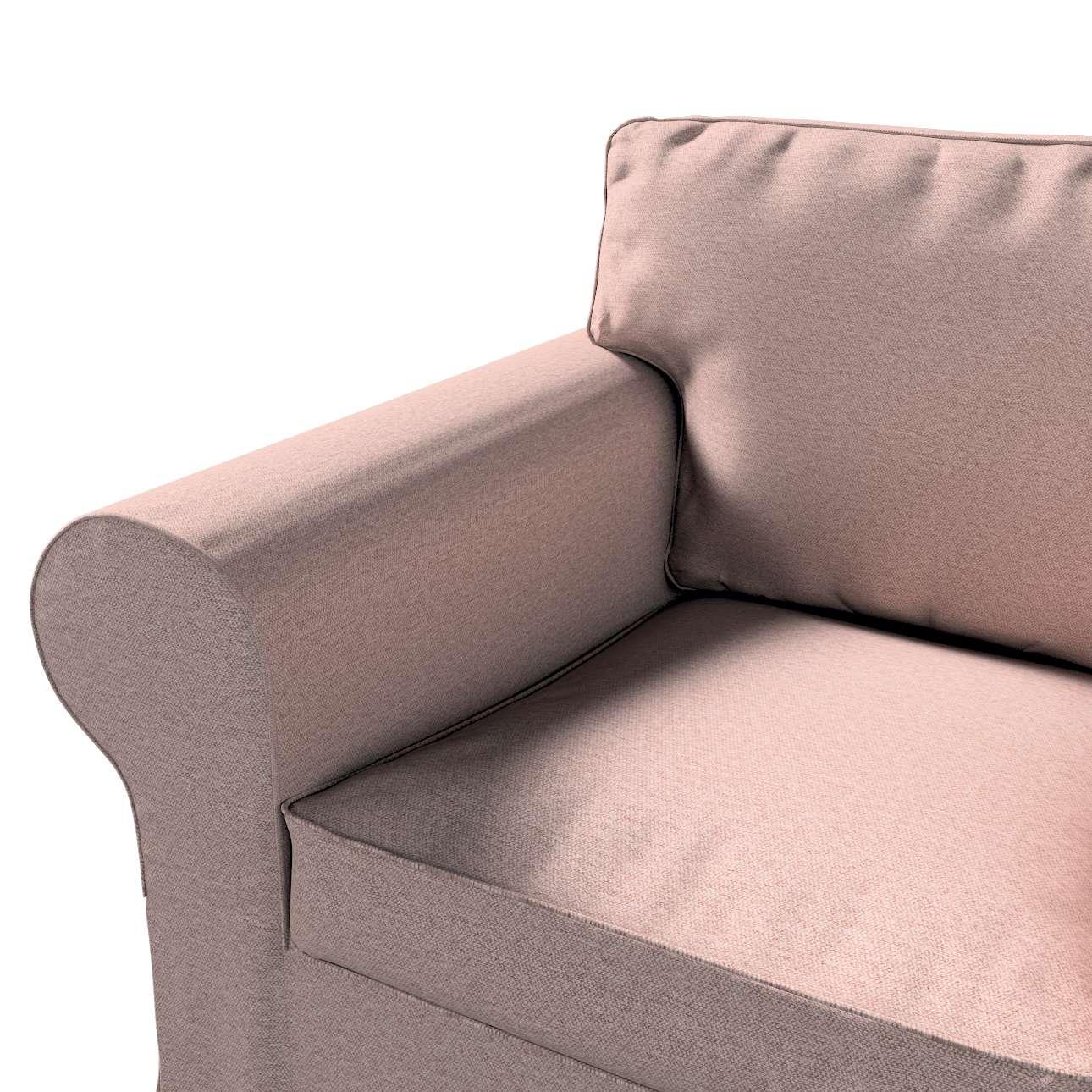 Pokrowiec na fotel Ektorp w kolekcji Madrid, tkanina: 161-88
