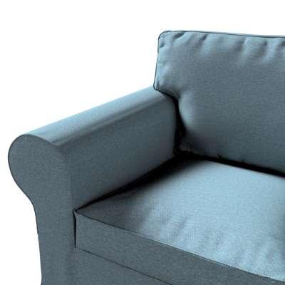 Pokrowiec na fotel Ektorp w kolekcji Madrid, tkanina: 161-90