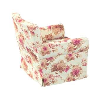 Pokrowiec na fotel Ektorp Jennylund w kolekcji Mirella, tkanina: 141-06