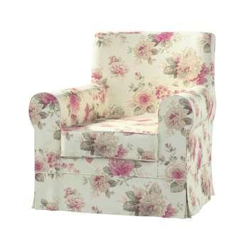 Pokrowiec na fotel Ektorp Jennylund Fotel Ektorp Jennylund w kolekcji Mirella, tkanina: 141-07