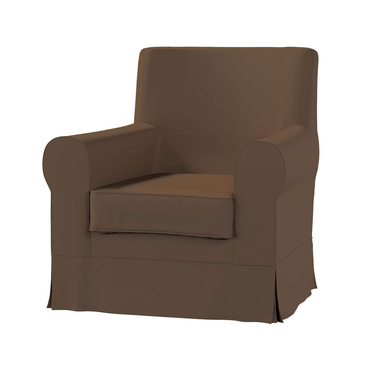Pokrowiec na fotel Ektorp Jennylund Fotel Ektorp Jennylund w kolekcji Cotton Panama, tkanina: 702-02