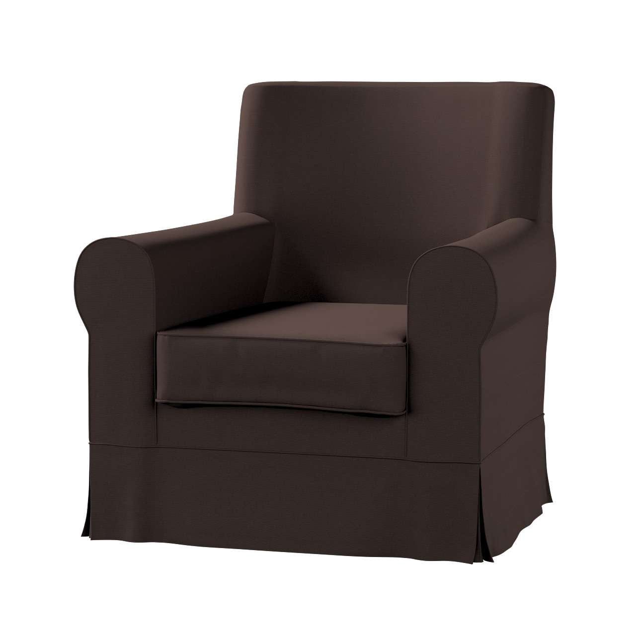 Pokrowiec na fotel Ektorp Jennylund Fotel Ektorp Jennylund w kolekcji Cotton Panama, tkanina: 702-03