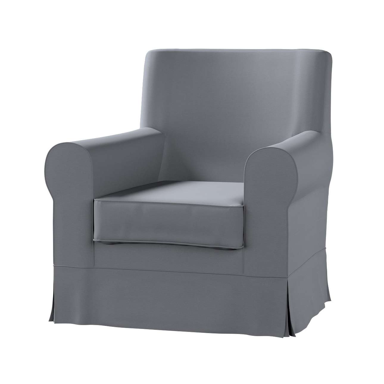 EKTORP JENNYLUND fotelio užvalkalas Ektorp Jennylund fotelio užvalkalas kolekcijoje Cotton Panama, audinys: 702-07