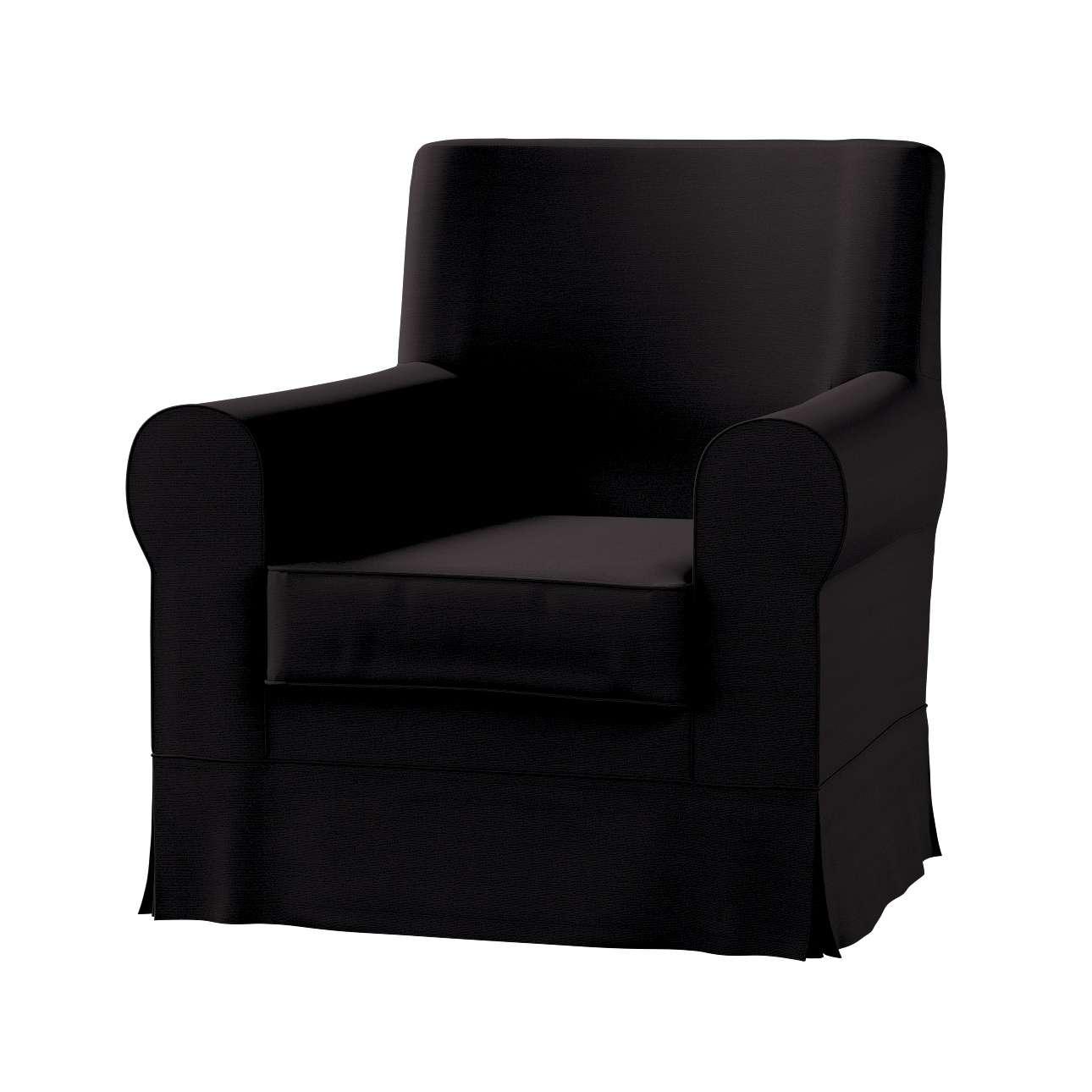Pokrowiec na fotel Ektorp Jennylund Fotel Ektorp Jennylund w kolekcji Cotton Panama, tkanina: 702-08