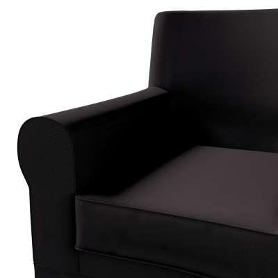 Pokrowiec na fotel Ektorp Jennylund w kolekcji Cotton Panama, tkanina: 702-08