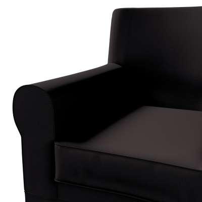 Pokrowiec na fotel Ektorp Jennylund w kolekcji Cotton Panama, tkanina: 702-09