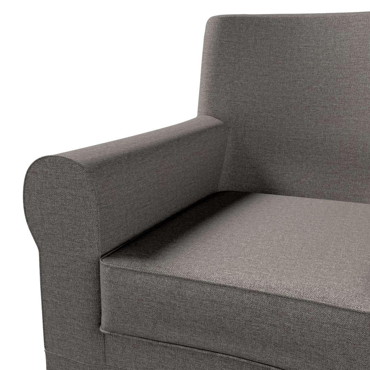 Pokrowiec na fotel Ektorp Jennylund w kolekcji Edinburgh, tkanina: 115-77