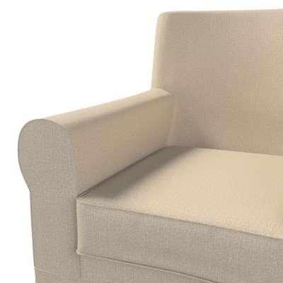 Pokrowiec na fotel Ektorp Jennylund w kolekcji Edinburgh, tkanina: 115-78