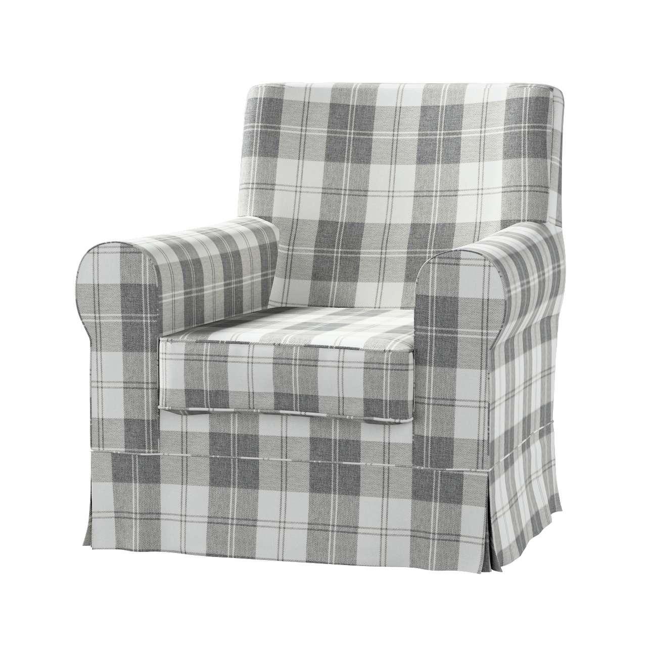 Pokrowiec na fotel Ektorp Jennylund Fotel Ektorp Jennylund w kolekcji Edinburgh, tkanina: 115-79