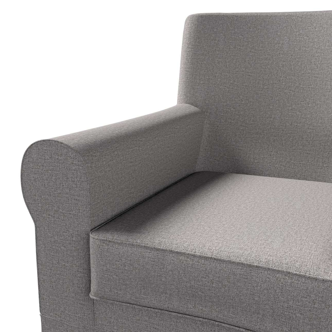 Pokrowiec na fotel Ektorp Jennylund w kolekcji Edinburgh, tkanina: 115-81