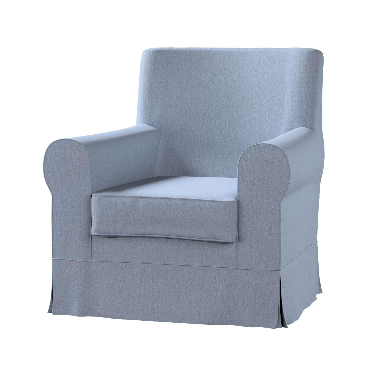 Pokrowiec na fotel Ektorp Jennylund Fotel Ektorp Jennylund w kolekcji Chenille, tkanina: 702-13