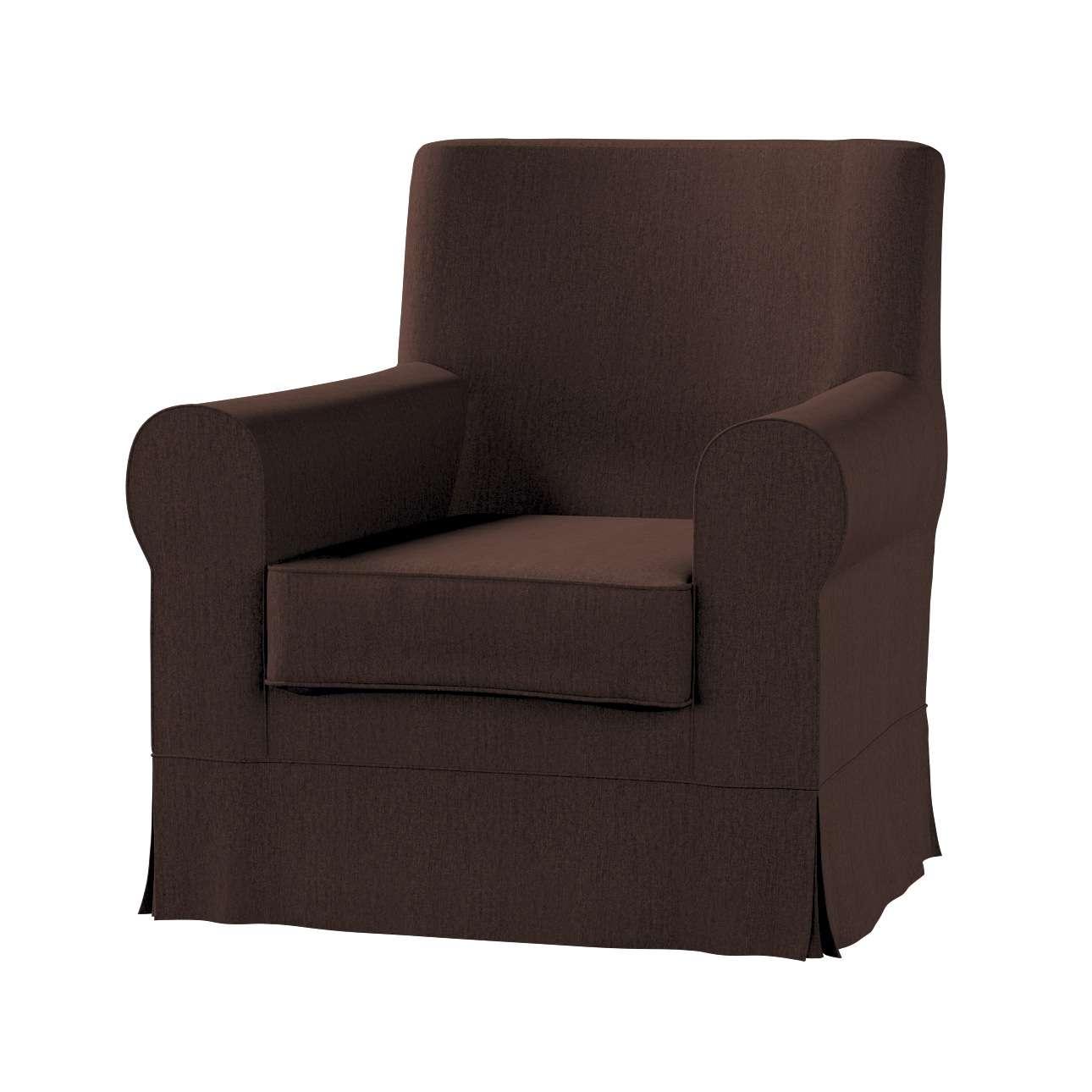 Pokrowiec na fotel Ektorp Jennylund Fotel Ektorp Jennylund w kolekcji Chenille, tkanina: 702-18