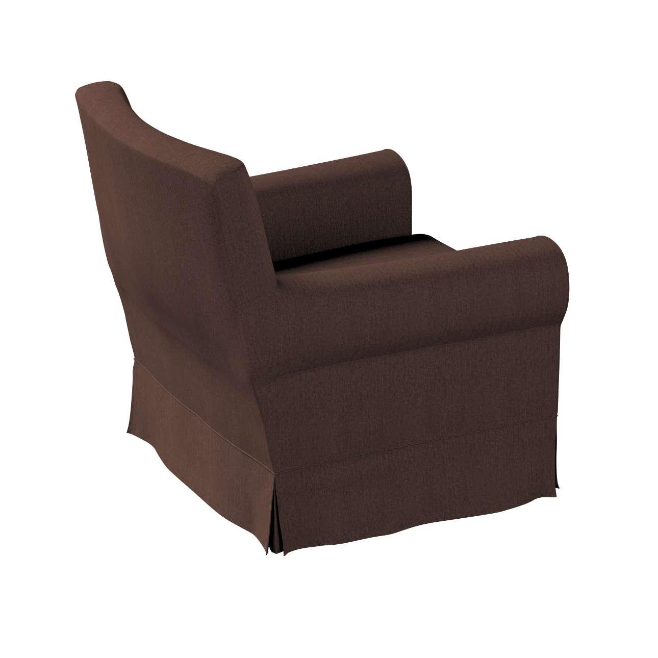 EKTORP JENNYLUND fotelio užvalkalas kolekcijoje Chenille, audinys: 702-18