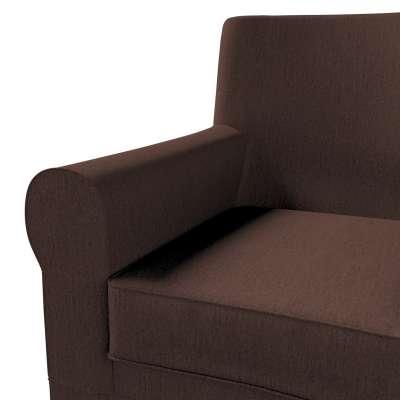 Pokrowiec na fotel Ektorp Jennylund w kolekcji Chenille, tkanina: 702-18
