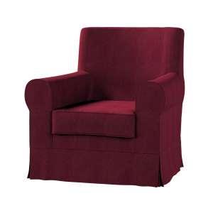 Pokrowiec na fotel Ektorp Jennylund Fotel Ektorp Jennylund w kolekcji Chenille, tkanina: 702-19
