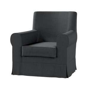 Pokrowiec na fotel Ektorp Jennylund Fotel Ektorp Jennylund w kolekcji Chenille, tkanina: 702-20