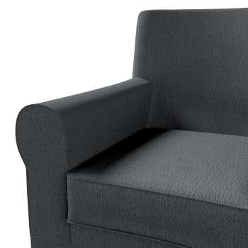 Pokrowiec na fotel Ektorp Jennylund w kolekcji Chenille, tkanina: 702-20
