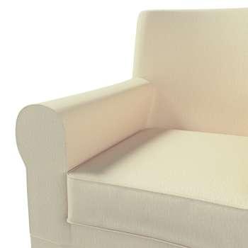 Pokrowiec na fotel Ektorp Jennylund w kolekcji Chenille, tkanina: 702-22