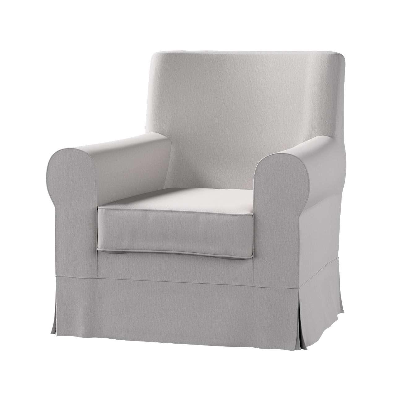 Pokrowiec na fotel Ektorp Jennylund Fotel Ektorp Jennylund w kolekcji Chenille, tkanina: 702-23