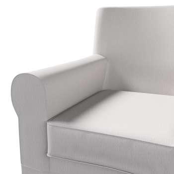Pokrowiec na fotel Ektorp Jennylund w kolekcji Chenille, tkanina: 702-23