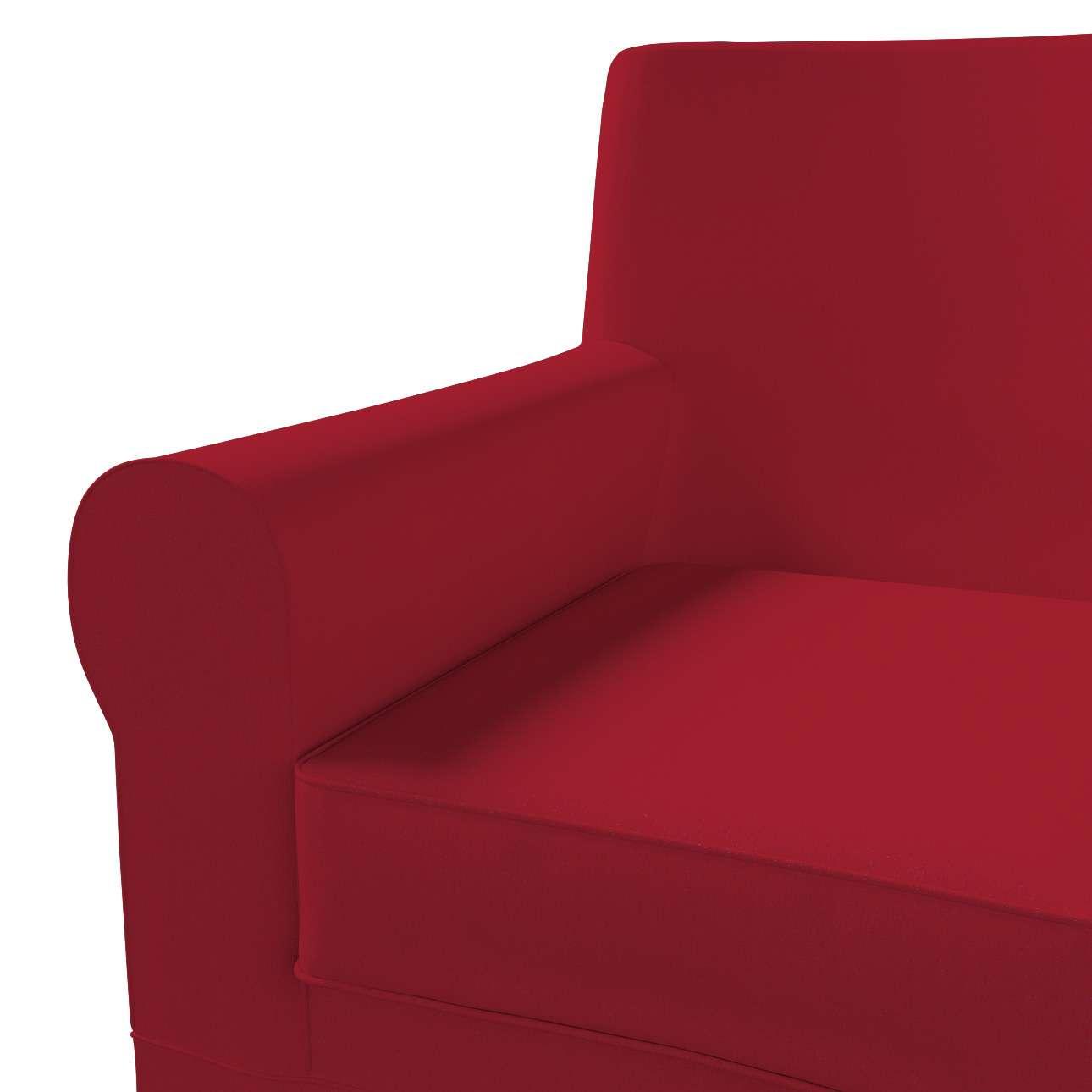 Pokrowiec na fotel Ektorp Jennylund w kolekcji Chenille, tkanina: 702-24