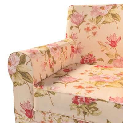 Pokrowiec na fotel Ektorp Jennylund w kolekcji Londres, tkanina: 123-05