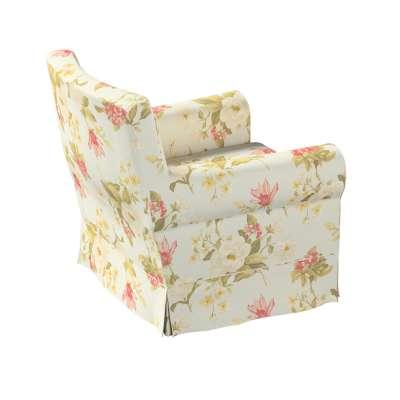 Pokrowiec na fotel Ektorp Jennylund w kolekcji Londres, tkanina: 123-65