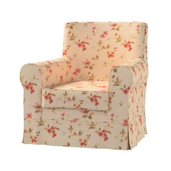 Pokrowiec na fotel Ektorp Jennylund Fotel Ektorp Jennylund w kolekcji Londres, tkanina: 124-05