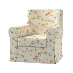 Pokrowiec na fotel Ektorp Jennylund Fotel Ektorp Jennylund w kolekcji Londres, tkanina: 124-65