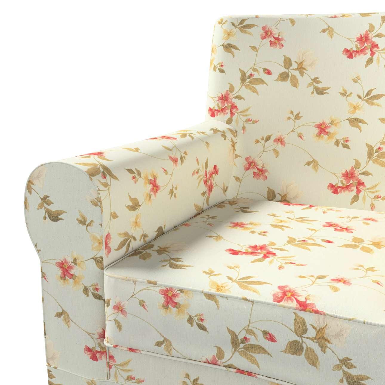 Pokrowiec na fotel Ektorp Jennylund w kolekcji Londres, tkanina: 124-65