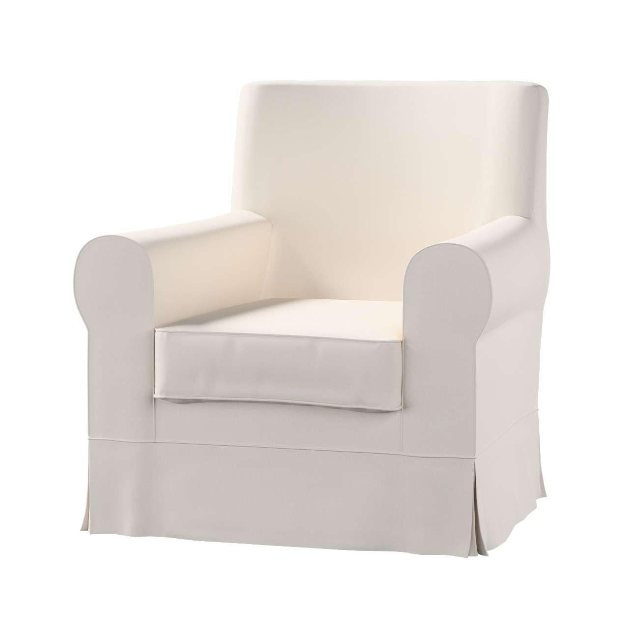 Pokrowiec na fotel Ektorp Jennylund w kolekcji Etna , tkanina: 705-01