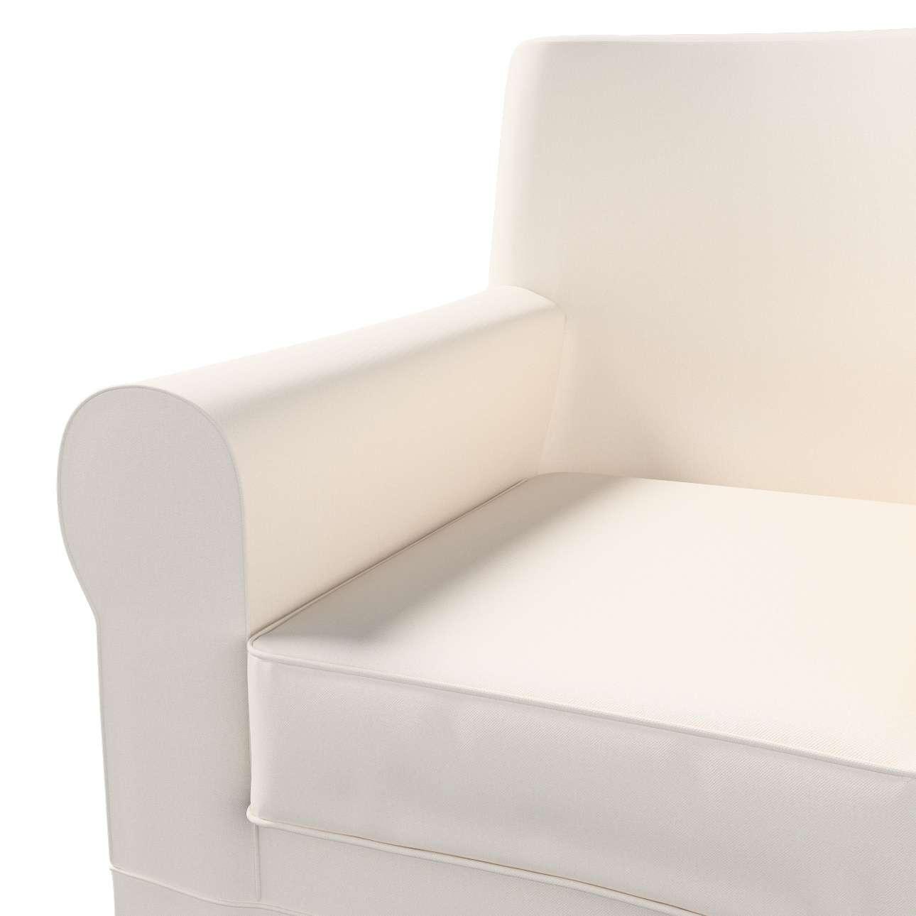 Pokrowiec na fotel Ektorp Jennylund w kolekcji Etna, tkanina: 705-01
