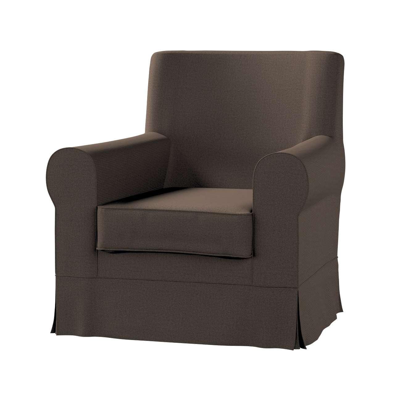 Pokrowiec na fotel Ektorp Jennylund w kolekcji Etna , tkanina: 705-08